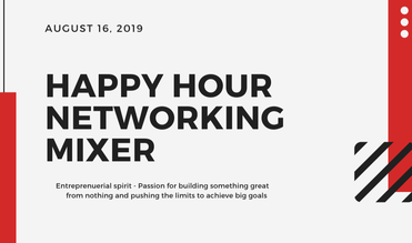 Happy Hour Networking Career Opportunities Entrepreneurs Leaders NEW INSURANCE